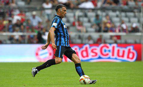 Bergomi in campo con Inter Forever - Getty Images