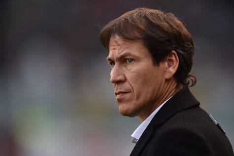 Roma, ufficiale: risolto il contratto con Rudi Garcia