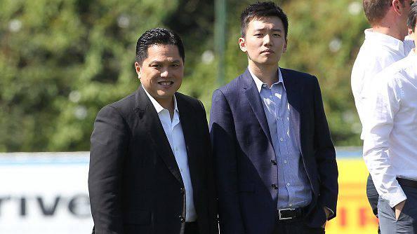 Inter, da Thohir a Suning: triplo salto nerazzurro
