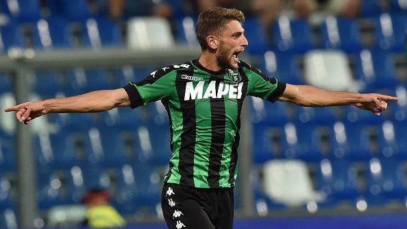 Inter, obiettivo Berardi - Getty Images