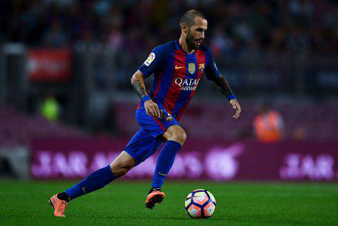 Inter, Aleix Vidal in azione ©Getty Images