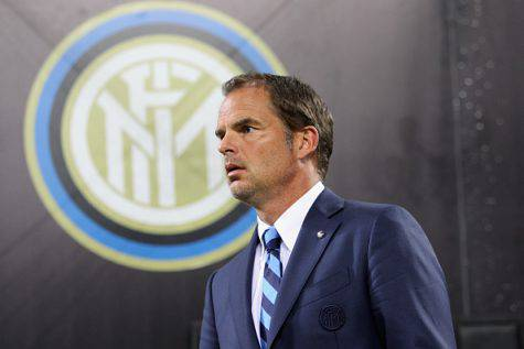 Inter, Ventura dalla parte di de Boer ©Getty Images