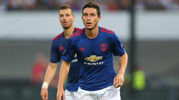 Inter, Matteo Darmian ©Getty Images