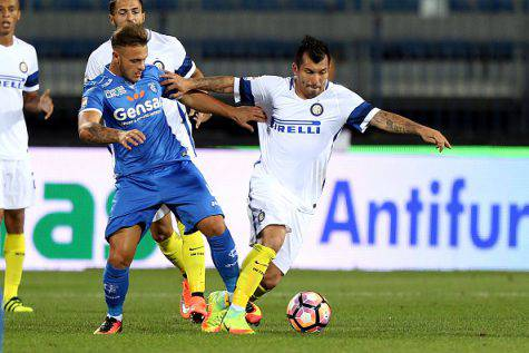 Dimarco in Empoli-Inter (Getty Images)