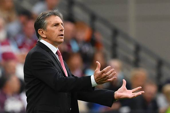 Inter-Southampton, Puel ©Getty Images