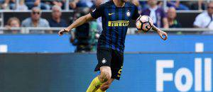Inter, Davide Santon (Getty Images)