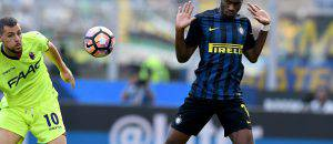 Kondogbia in azione - Getty Images