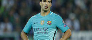 Inter, Luis Suarez (Getty Images)