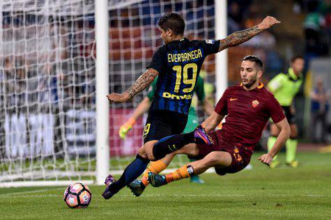 Serie A, Roma-Inter 3-1 (Getty Images)