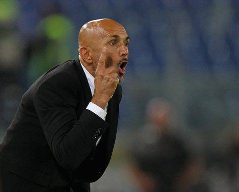 Roma-Inter 2-1, Spalletti (Getty Images)