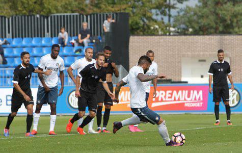 Inter, Gabigol decide il test col Lugano ©Getty Images