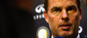 Inter-Torino, de Boer sarà in panchina ©Getty Images