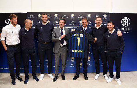 Inter-Infiniti, accordo ufficiale - Getty Images