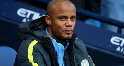 Inter, Vincent Kompany ©Getty Images