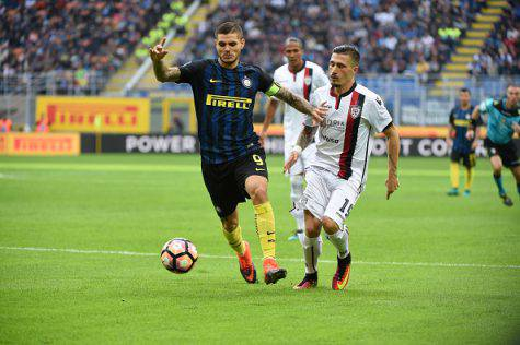 Icardi in azione ©Getty Images