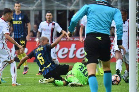 Il gol di Joao Mario (Getty Images)
