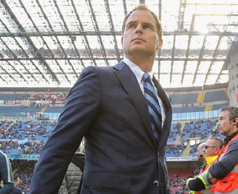 Inter-Cagliari 1-2, de Boer (Getty Images)