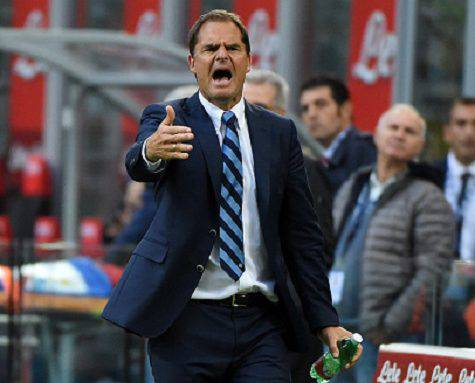 Inter, Frank de Boer - Getty Images