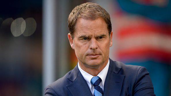 Inter-Torino, de Boer sarà in panchina ©Getty Images