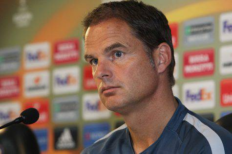 Inter-Torino, conferenza de Boer ©Getty Images
