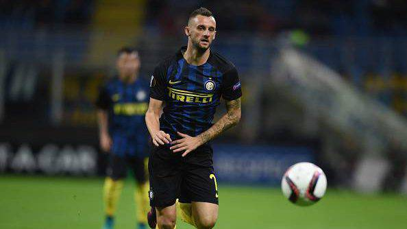 Inter, Marcelo Brozovic in azione ©Getty Images