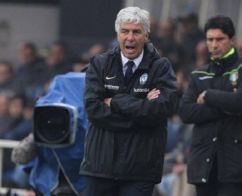 Atalanta-Inter 2-1, Gasperini ©Getty Images