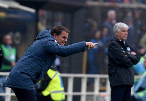 Inter, de Boer sulla graticola: in corsa pure Blanc ©Getty Images