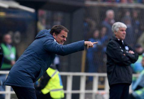 Inter, de Boer sulla graticola: in corsa pure Blanc ©Getty Images