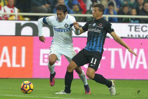 Atalanta-Inter 2-1, Eder ©Getty Images
