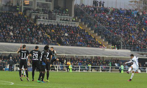 Atalanta-Inter 2-1 ©Getty Images