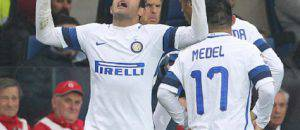Atalanta-Inter 2-1, Eder ©Getty Images