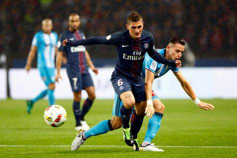 Verratti in azione ©Getty Images