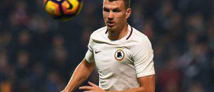 Dzeko ©Getty Images