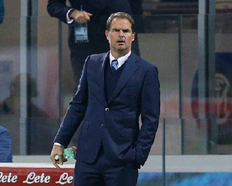 Inter, De Boer