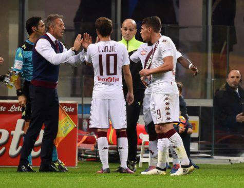 Mihajlovic una furia contro Obi e Ljajic ©Getty Images