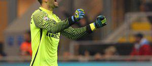 Inter-Torino 2-1, Handanovic ©Getty Images