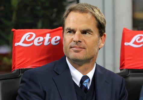 Inter-Torino 2-1, de Boer ©Getty Images