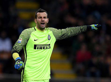 Inter-Torino 2-1, Handanovic ©Getty Images