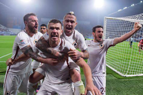 Dzeko, attuale capocannoniere della Serie A ©Getty Images