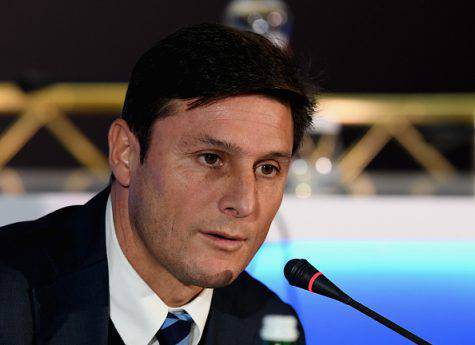 Inter, Javier Zanetti ©Getty Images