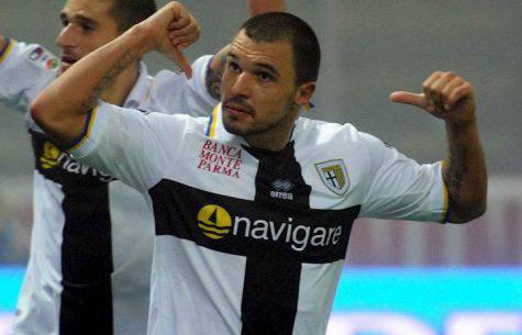 Bojinov ai tempi del Parma - Getty Images