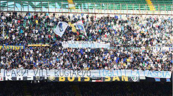 Inter, tifosi arrabbiati: Curva contesterà - curvanordmilano.net