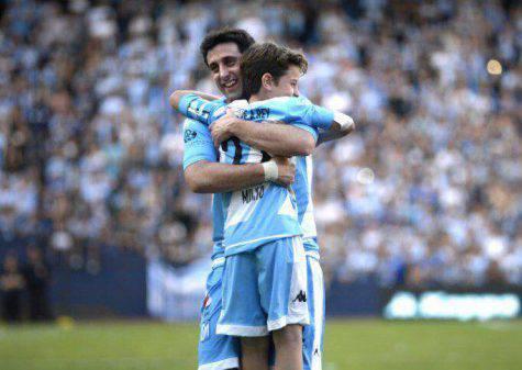 Milito dà l'addio al calcio