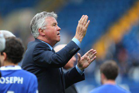 Inter, Guus Hiddink ©Getty Images
