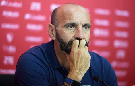 Monchi, ds del Siviglia (Getty Images)