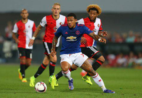 Inter, Depay in azione ©Getty Images