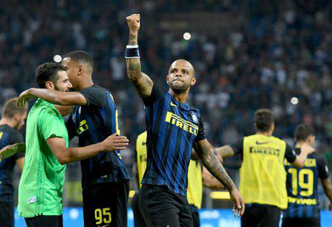 Melo, all'Inter dall'agosto 2015 (Getty Images)