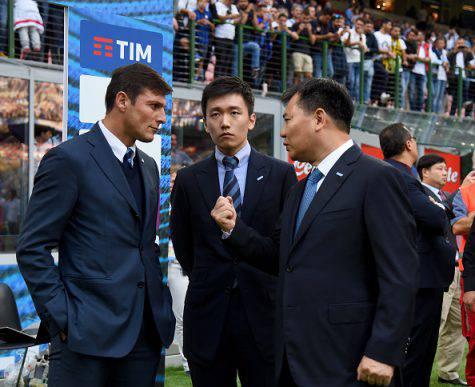 Suning, Inter-Fiorentina e poi vertice di mercato (Getty Images)