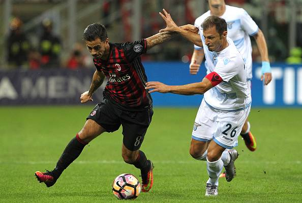 Milan-Inter, Suso ©Getty Images