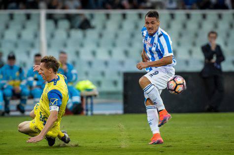 Manaj in azione con il Pescara - Getty Images